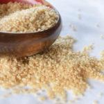白米に比べて約6倍も食物繊維が多い玄米☆食物繊維の「水溶性」or「不溶性」ってなに?