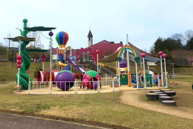 【みよし運動公園-あそびの王国-】子供と一緒におでかけ☆おすすめ情報