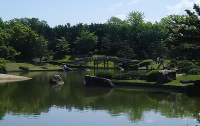 花田苑【埼玉県越谷市】日本庭園で子供と一緒にお散歩。駐車場は?