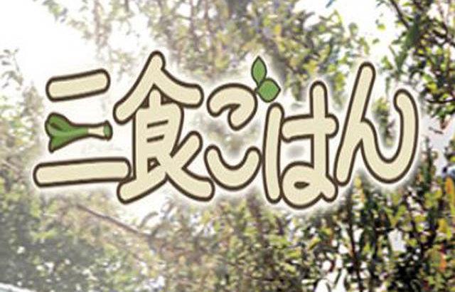 【三食ごはん】動画を無料視聴☆dailymotionやpandora・YouTubeで視聴は?