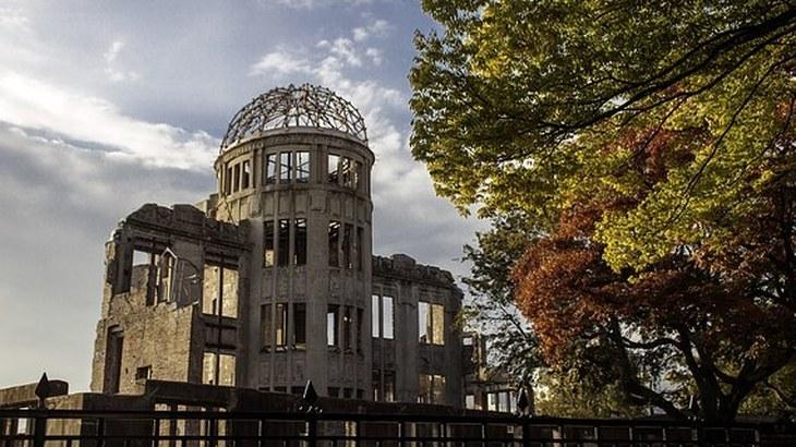 広島・原爆ドームから徒歩5分圏内の子供遊び場スポットはココ♪